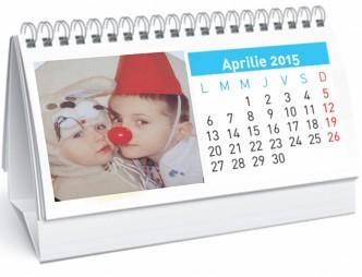 Calendare personalizat