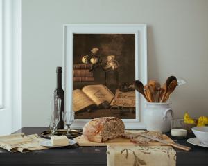 Exemplu interior lemn 3